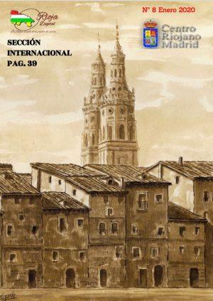 Portada 8ª Edición Riojadigital